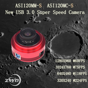 Image 2 - ZWO ASI120MM S Monochrome Astronomy Camera ASI Planetary Solar Lunar imaging/Guiding  High Speed USB3.0