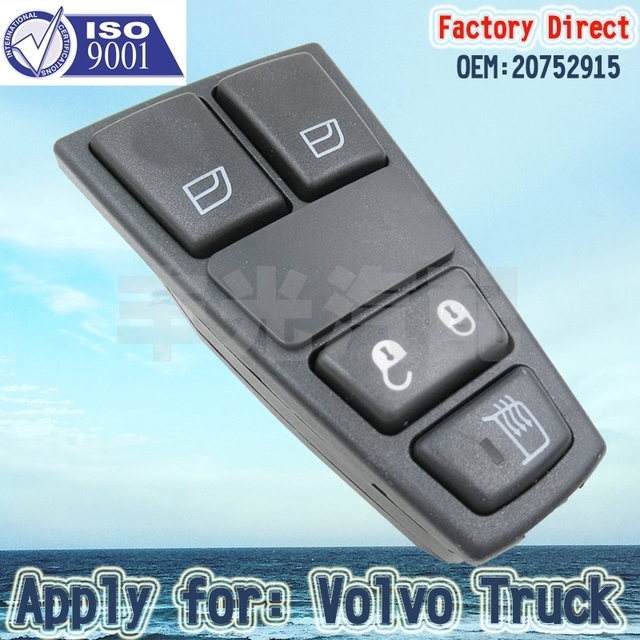 Volvo Truck Parts >> Factory Direct Door Control Switch Door Switch Standard Electric