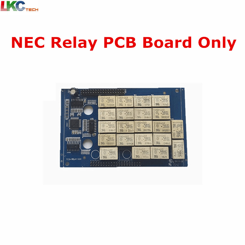 2018 NEC Relay PCB board only for TCS cdp pro plus Diagnostic tool NEC relay