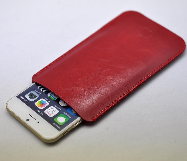 KAILYON de luxe Pour iPhoneX 5.8 pouces Manches Poche Microfibre En Cuir Mince Couverture de Caisse de Poche Pour iPhone x moblie téléphone cas