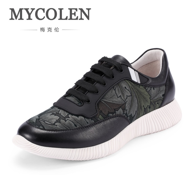 MYCOLEN Spring/Autumn Comfortable Men's Casual Shoes Breathable Lace Up Brand Mesh Shoes Fashion Sneakers Sapato De Noiva collins russian gem dictionary