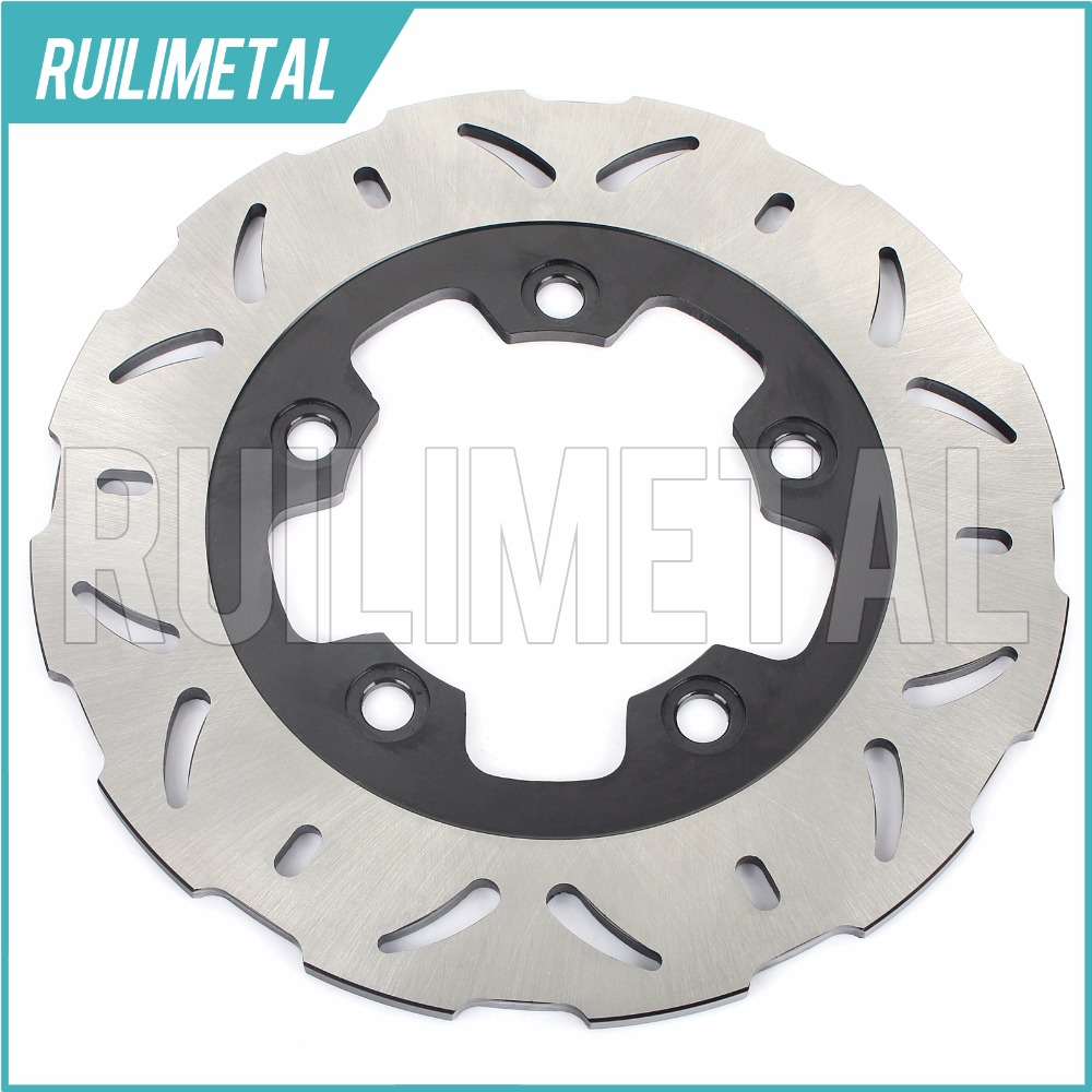 Rear Brake Disc Rotor for SUZUKI GSX GSXR 600 R SV 650 S GSX600 GSXR600 SV650 2003 2004 2005 2006 2007 2008 2009 2010 new arrival motorcycle rear brake disc rotor for suzuki sv 650 1000 2003 2008 tl1000r 1998 tl1000s 1997 free shipping c30