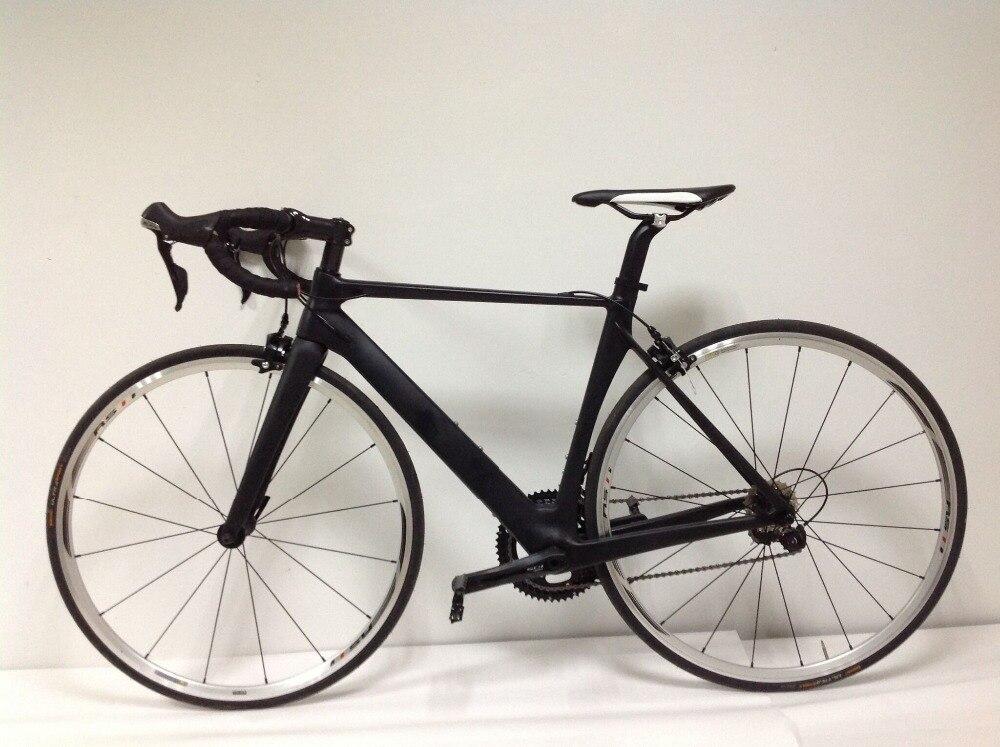 SmileTeam 700C Completo de Bicicleta de Carretera de Carbono Marco Del Camino De