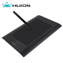 Huion 8 x 5 Inches 5080 LPI 230 RPS 2048 Levels of Pressure Sensitivity Graphics Drawing Pen Tablet–K58