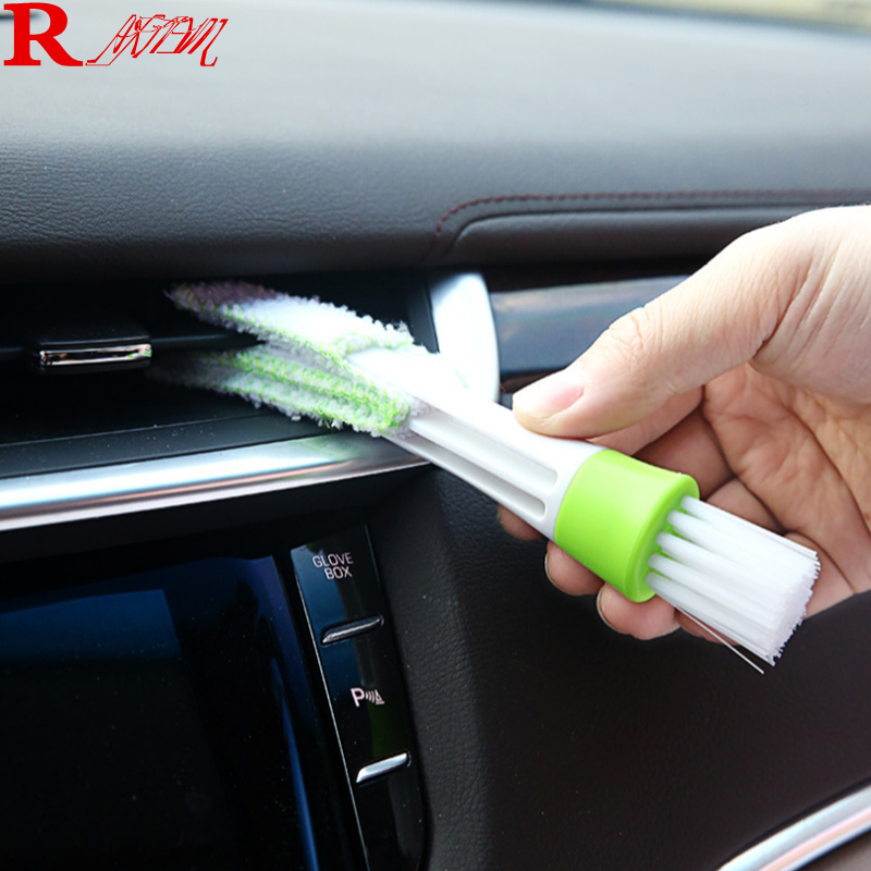 Multi-Functional Car Cleaning Brush For Nissan Teana X-Trail Qashqai Livina Tiida Sunny March Murano Geniss,Juke