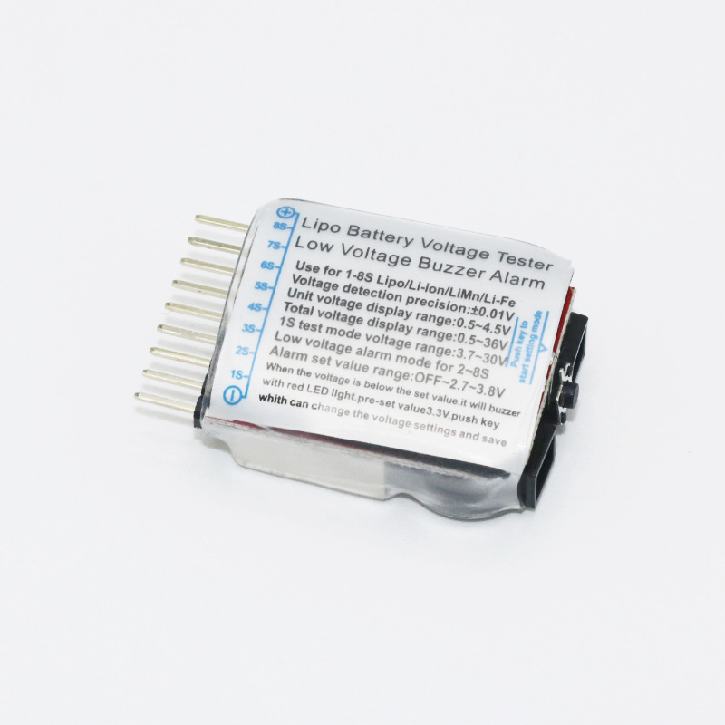 1-8S 0,5-36 V-os oroszlán akkumulátor teszter alacsony - Mérőműszerek - Fénykép 3
