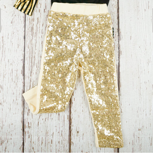 019a6b0a477a4 Sequin Leggings,Bridesmaid trouser,Gold Sequin sparkling pants,girls  Champagne sequin trousers,Gold sequin pants