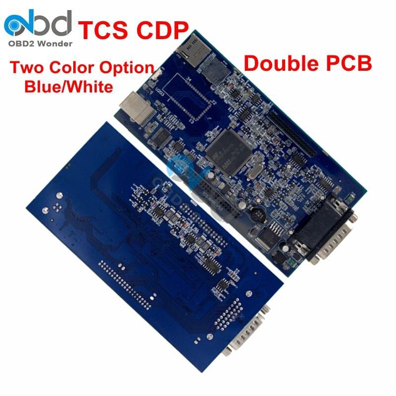 Цена за Недавно на нескольких Функция TCS CDP PRO с Программное обеспечение 2014 R2/2015. R1 или 5.00.8 для автомобиля грузовик OBD сканер TCS CDP Бесплатная доставка