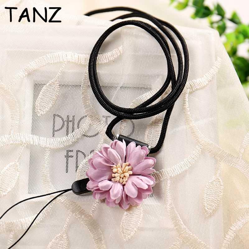 Милый цветок сотовый телефон ремешок Универсальный шеи запястье руки для мобильного телефона для iphone xiaomi htc Камера ключ USB MP3 MP4 диск мешок