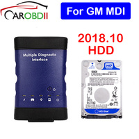 2018.10 New for GM MDI Multiple Diagnostic Interface For GM MDI 2018 WIFI Multi Language For GM MDI as vxdiag for gm Scanner