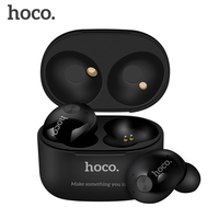 Hoco ES10 Business Earphones Wireless Bluetooth Earphone Stereo Headsets With Mic Handsfree Calls For Iphone Android
