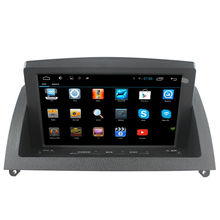 For 8 inch capacitive 1024*600 Mercedes car dvd player GPS with WiFi+GPS Navi+FM/AM Radio+Bluetooth+Multimedia+USB/SD+AUX