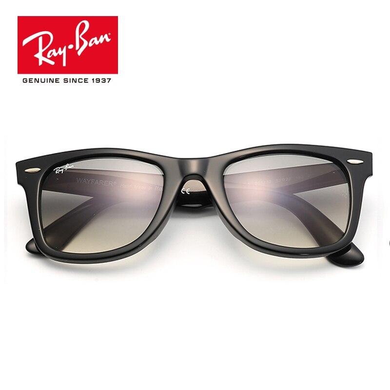Rayban Retro 2018 Original Brand Designer classic Sunglasses UV Protection Men Women prescription Sun Glasses RB2140F-901/32