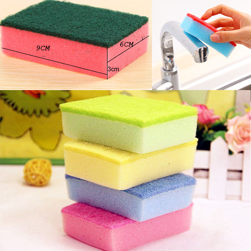 Color magic sponge eraser melamine cleaner multi functional cleaning nano sponge kitchen - Seven different uses of the kitchen sponge ...