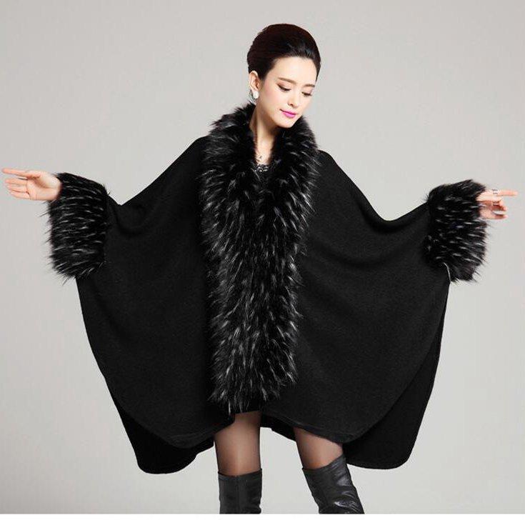 #2908 Winter 2016 Inverno feminino Fashion Scarf brand Shawls and scarves Fur Foulard femme Pashmina scarf Ponchos and capes