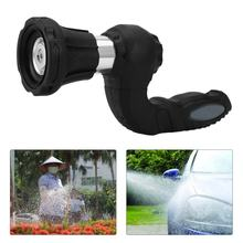 Mighty Power Hose Blaster Fireman Nozzle Lawn Garden Super Powerful Home Original Car Washing by BulbHead Wash Water Your Lawn(China)