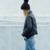 Estilo británico de la Manera Corta de la Cremallera de Las Mujeres Abajo Abrigo de Invierno 2017 Nueva Delgado Cuello Alto Grueso Sólido Chaquetas de Invierno Femenina Y2291