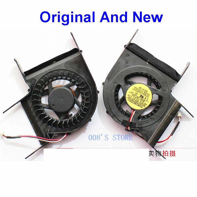 جديدة وحدة المعالجة المركزية مروحة تبريد و غرفة تبريد لسامسونج R428 R429 R431 R439 R440 R478 R480 DFS531005MC0T F81G-2 5V 0.5A BA62-00515A