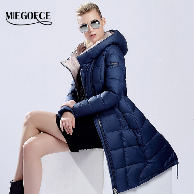Aliexpress.com : Buy MIEGOFCE 2015 womens winter down jackets and ...