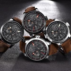Image 2 - PAGANI DESIGN Men Watch Fashion Luxury Brand Automatic Mechanical Watch Men Waterproof Tourbillon Sports Clock Relogio Masculino