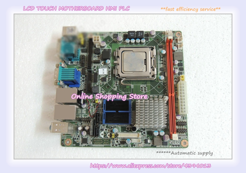 AIMB-267G2 AIMB-267 DDR3 industrial motherboard 100% tested perfect quality mini itx motherboard adv an tech aimb 212n s6a1e n450 twin 6 fan serial lvds 100% tested perfect quality
