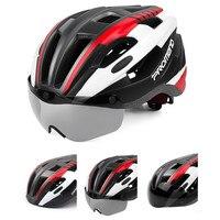 21holes Carbon Bicycle Cycling Skate Helmet Mountain Bike Cycling Helmet EPS Impact Resistant Composite PC Casco