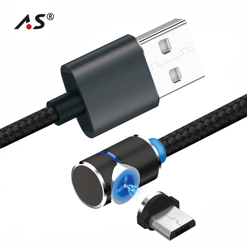 Mobile Phone Accessories Just Pzoz Led Magnetic Charging Type C Cable For Samsung S9 S10 Xiaomi 9 9se Redmi Note 7 One Plus 6 Magnet Charger Usb C Cord Cable