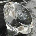 Большие 120 мм кристаллические алмазы  пресс-бумага  украшения для вечеринки  свадьбы  центральный элемент