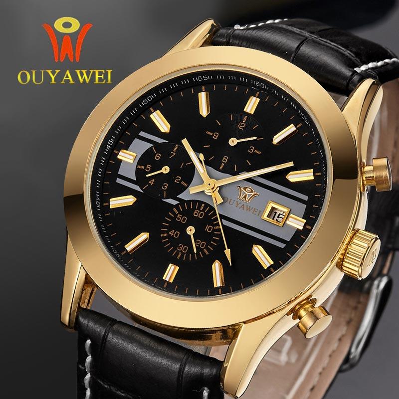 Mechanical Watch Men Skeleton wristwatch Man watches Leather Relogio Masculino Luxury Fashion Casual Wrist Watch reloj