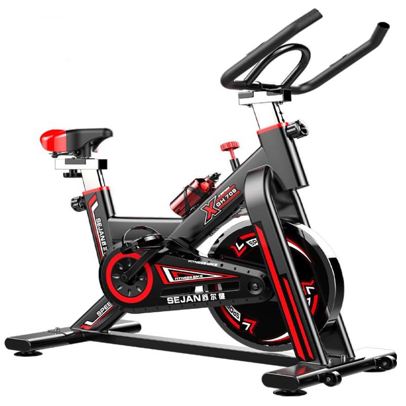 Vélo d'intérieur vélos 250kg charge exercice vélo haute qualité stationnaire vélo maison Fitness vélo perte de poids vélo de rotation - 3