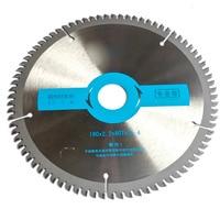 Free Shipping Professional Quality 180 25 4 2 2 80z TCT Saw Blade Non Ferrous Metal