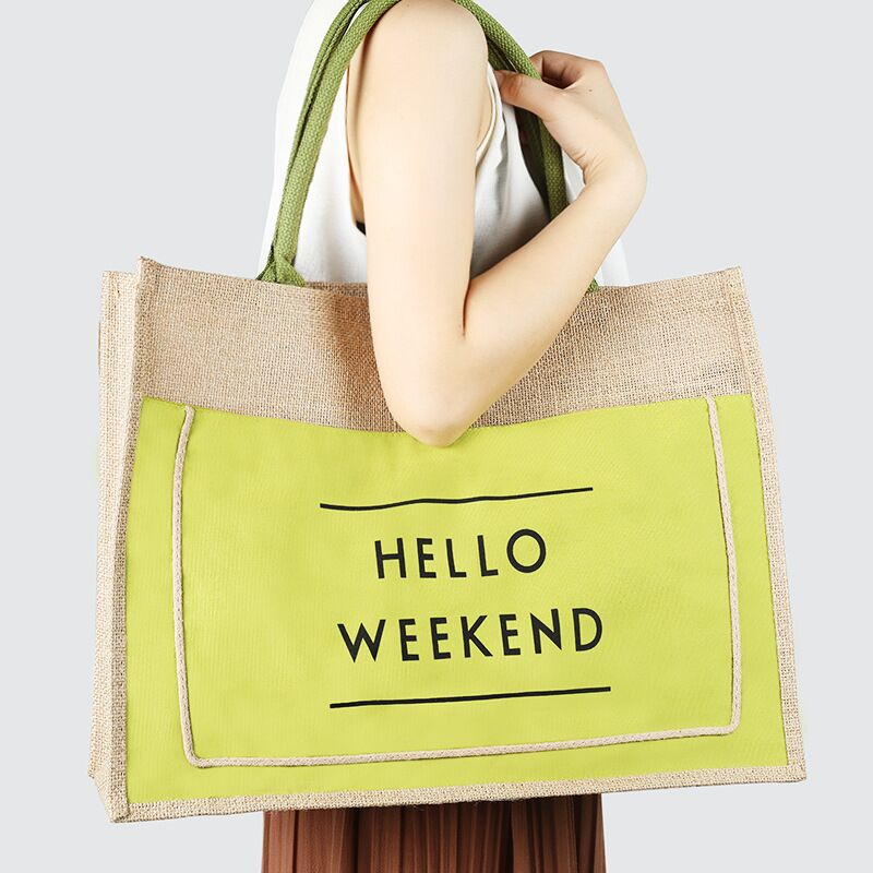 Fresh Beach Lady Shopping Bag High Quality Women Cotton Bag Daily HandbagTote Large Capacity Female Casual Shoulder Bag(China)