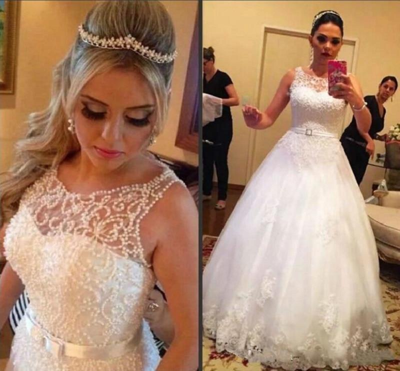 Princess Style Wedding Dress Lace : Spanish vintage lace wedding dress princess style gowns