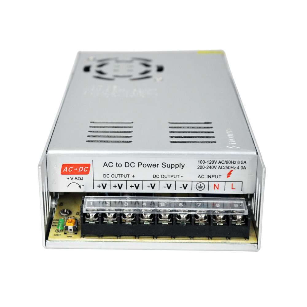 110//220V 12 VDC 30A Power Supply