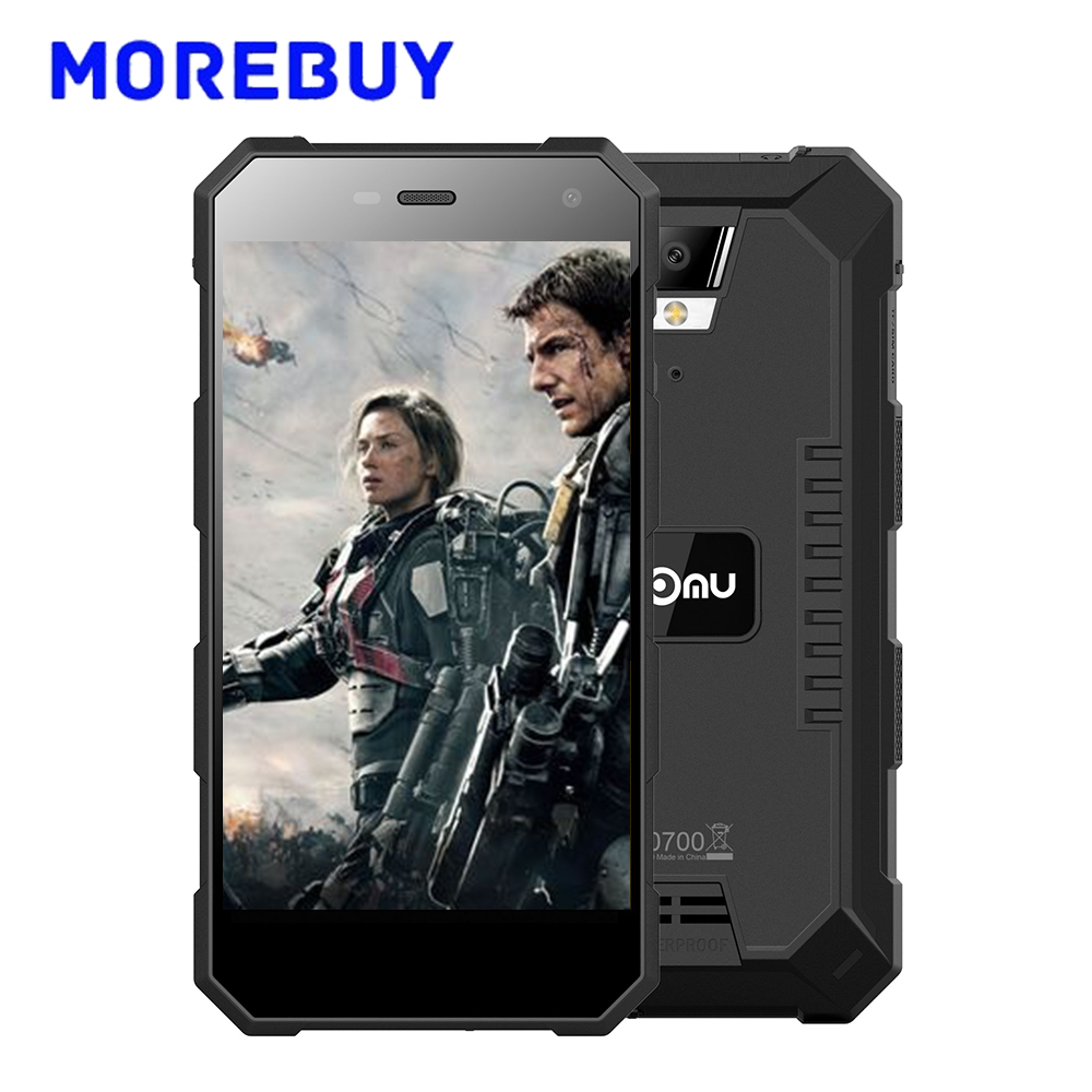 Nomu S10 IP68 Waterproof Smartphone Android 6 0 MTK6737T Quad Core 2G RAM 16GB ROM 16GB