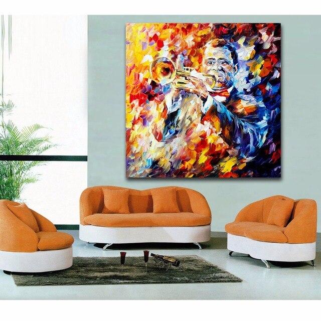 esptula pintura msico figura cuadro de juego maravilloso hotel bar decoracin de la pared impresin de