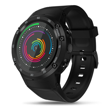 Heart Rate Monitor with 5MP Camera GPS Bluetooth Smart Watch / 4G LTE