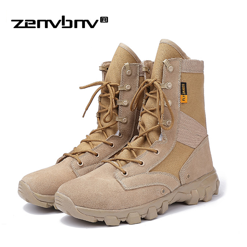Winter/Autumn Men Quality Brand Military Leather Boots Special Force Tactical Desert Combat Boats Outdoor Camping Hunting Shoes winter autumn men high quality brand military leather boots special force tactical desert combat boats outdoor shoes snow boots