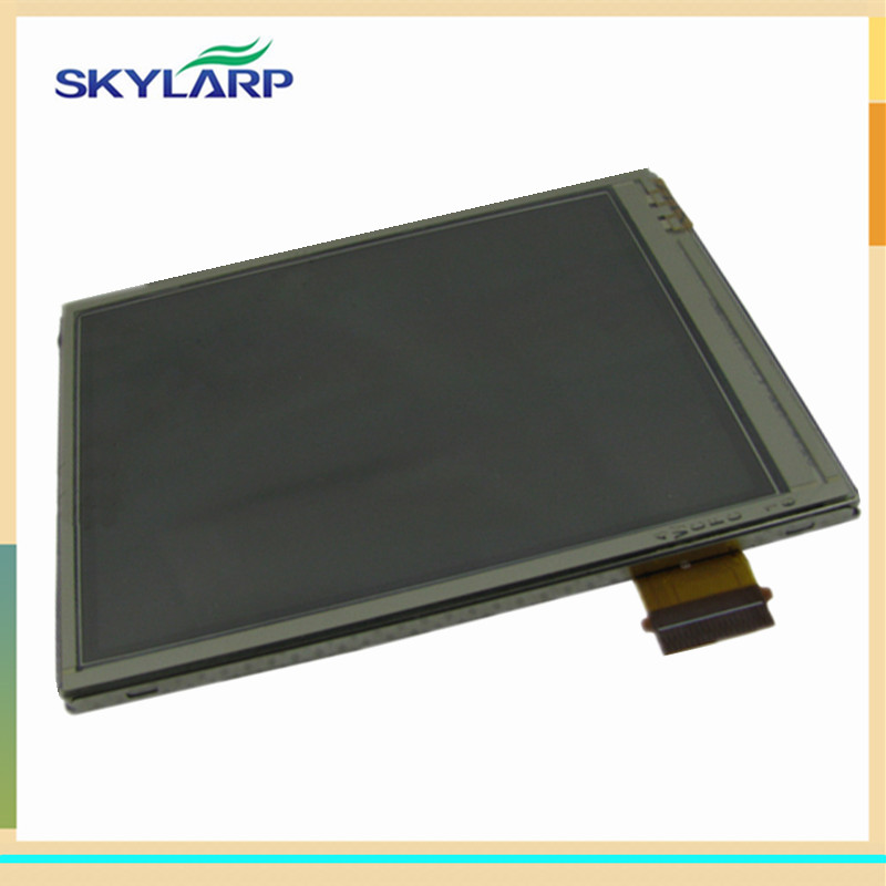 3.5 inch LCD Screen Display Panel For TD035STED8 For P550 handheld device LCD display screen panel scanner