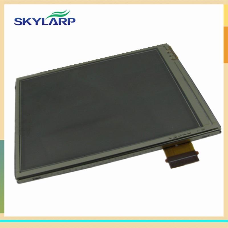 все цены на skylarpu 3.5 inch LCD Screen For TD035STED8 For P550 handheld device display screen panel scanner онлайн