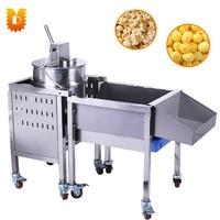 Automatic Commercial Popcorn Machine/Gas Popcorn Maker