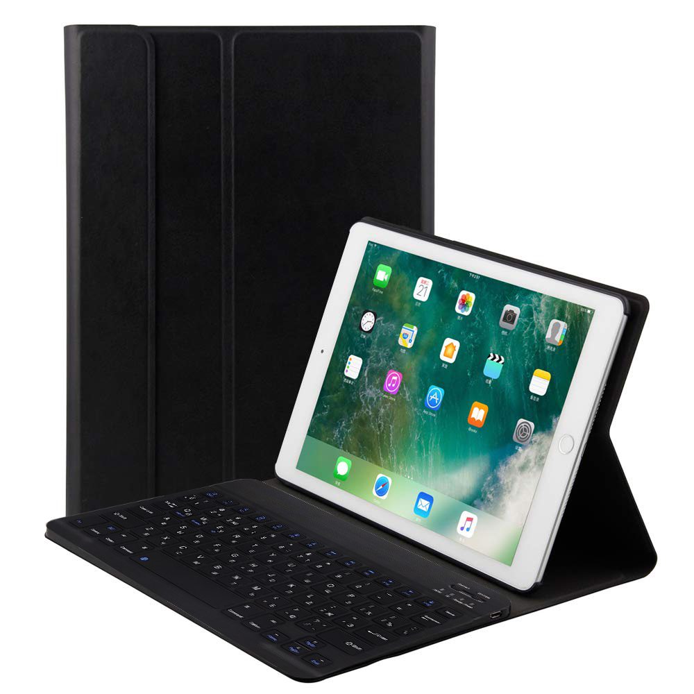 Russian Keyboard For iPad 6th Generation 9.7 2018 Case Bluetooth Keyboard Ultra-thin Stand Cover For iPad Pro 9.7 Air 1/2 2017
