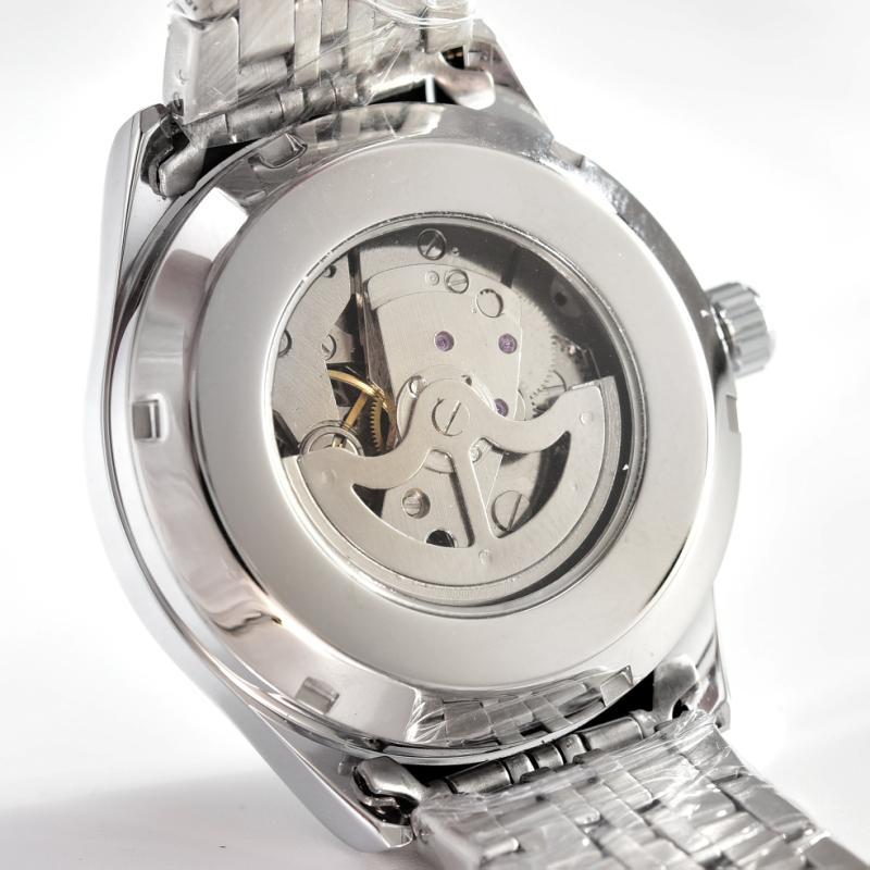 Brand Men Mechanical Watch Automatic Role Date Fashione Luxury Submariner Clock Male Reloj Hombre Relogio Masculino