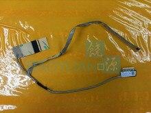 送料無料本物の Dell の INSPIRON 5721 3721 5737 VAW10 LVDS LCD スクリーンビデオフレックスケーブルの LED ケーブル DC02001MH00 DP /N 0249YD