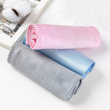 No Trace Absorbable 3 Size Soft Microfiber Lint Window Car Rag Cleaning Towel Kitchen Cloth Wipes Wipe Glass
