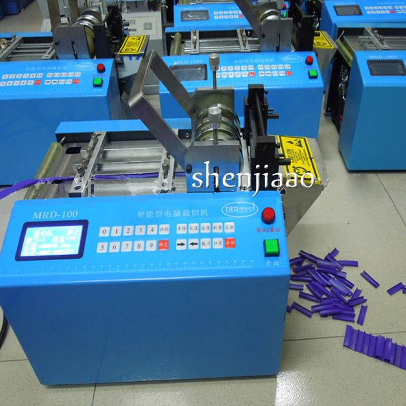 MRD 100 NEW Car Shrink Tube Hose Cable Cutting Machine 110/220V Heat Shrink Tubing Automatic Shearing Machine 1PC - 2