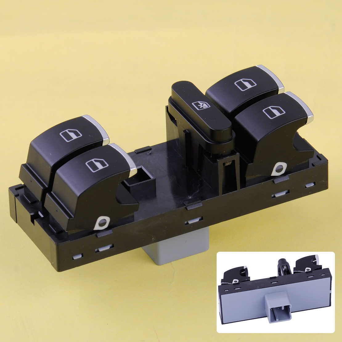 Terrific Beler 3C8959857 Car Power Window Switch Fit For Vw Passat Jetta Golf Rabbit Tiguan Amarok Seat Altea Ibiza Leon Toledo Iii Gmtry Best Dining Table And Chair Ideas Images Gmtryco