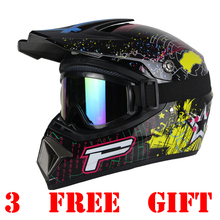 Free  Shipping The cross-country motorcycle helmet and four scooter helmet downhill ghostcrawler full cross helmet