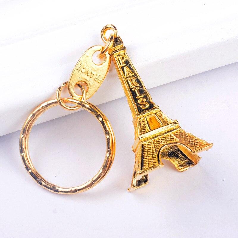 FREIES VERSCHIFFEN DURCH DHL 1000 teile/los Neue Mini Eiffelturm Förmigen Schlüsselanhänger Metall Turm Schlüsselanhänger für Paris Geschenke-in Schlüsselanhänger aus Schmuck und Accessoires bei  Gruppe 1