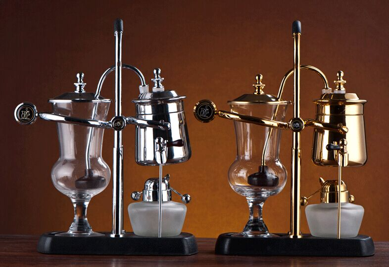 balancing syphon coffee maker/elegant coffee belgium coffee pot/balancing coffee maker,vacuum ...